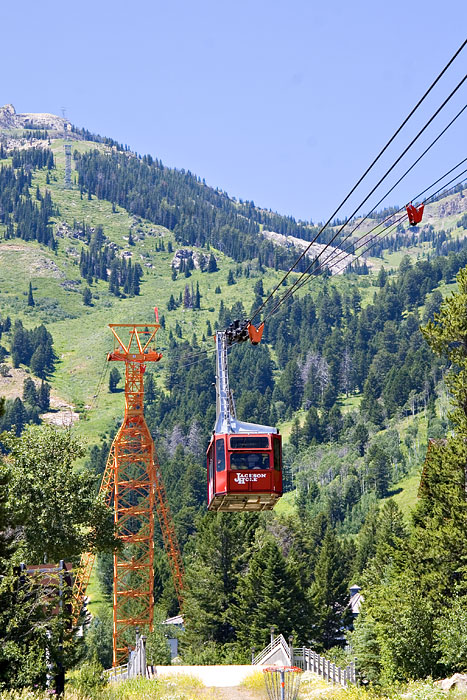 Rendezvous Mountain Tram